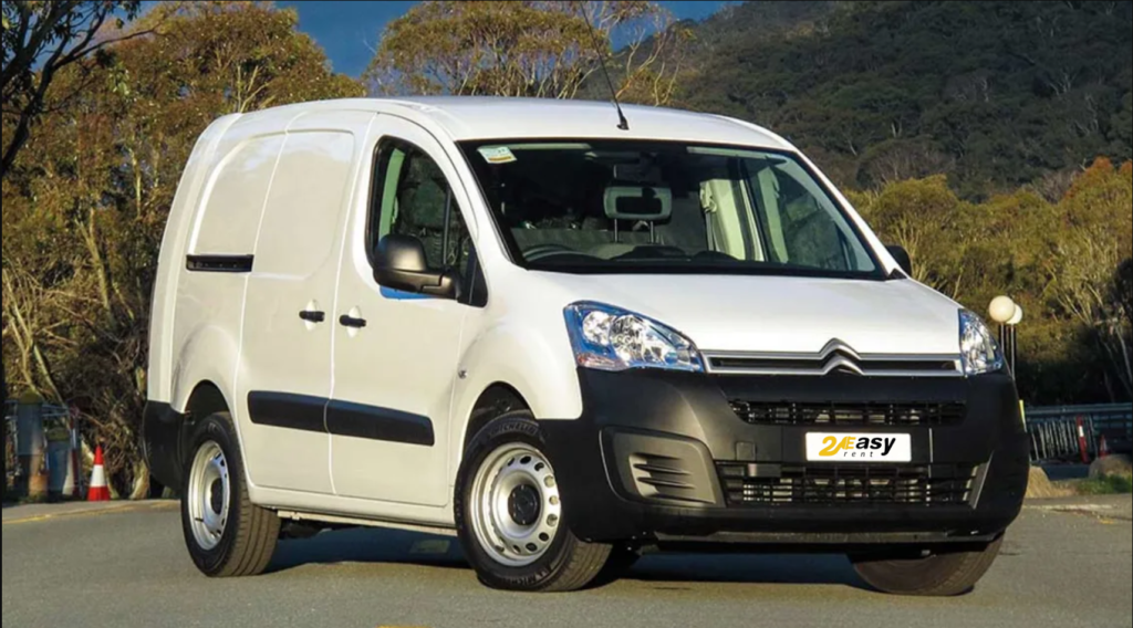 van elettrico citroen berling full electric